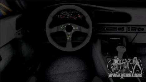 Porsche 944 Mid Night para GTA San Andreas