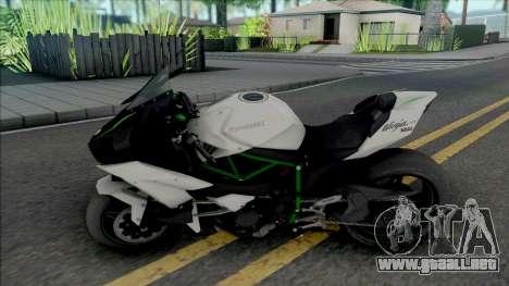 Kawasaki Ninja H2R [Fixed] para GTA San Andreas
