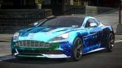 Aston Martin Vanquish US S3 para GTA 4
