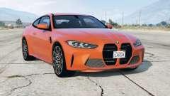 BMW M4 Competition (G82) 2020 v2.0 para GTA 5