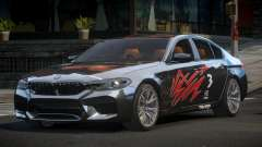 BMW M5 Competition xDrive AT S7