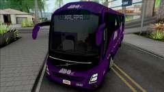 Volvo 9800 de ADO GL (Morado)