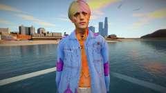 Lil Peep V1 para GTA San Andreas