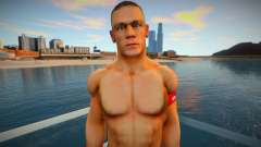 John Cena naked torso para GTA San Andreas