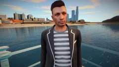 Guy 11 from GTA Online para GTA San Andreas