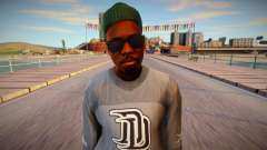 Gangstar (GTA V) v1 para GTA San Andreas