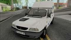 Dacia 1307 Papuc Romtelecom para GTA San Andreas