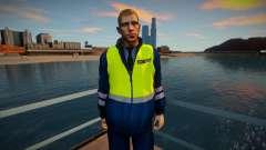 Oficial del DPS para GTA San Andreas