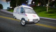 Gaz-32214 (Gazel) - Ambulancia