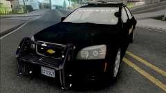 Chevrolet Caprice 2013 Sheriff Police