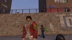 Miguel Caballero Rojo Custom para GTA 4