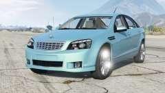 Chevrolet Caprice SS 2010 para GTA 5