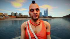 Vaas de Far Cry 3 v1.1 para GTA San Andreas