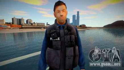 FBI official para GTA San Andreas
