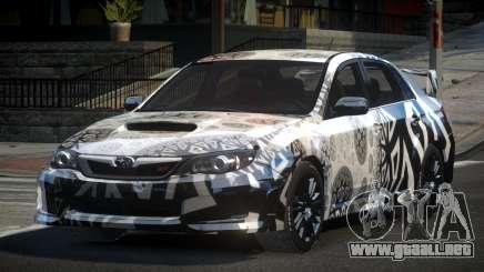 Subaru Impreza US S9 para GTA 4