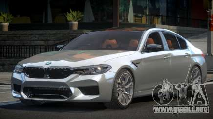 BMW M5 Competition xDrive AT para GTA 4