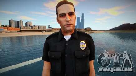 Nuevo policía para GTA San Andreas