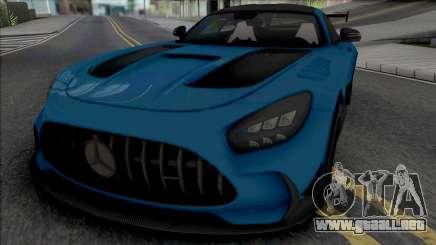 Mercedes-AMG GT Black Series 2020 para GTA San Andreas