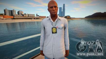 Policía vestidos de paisano para GTA San Andreas