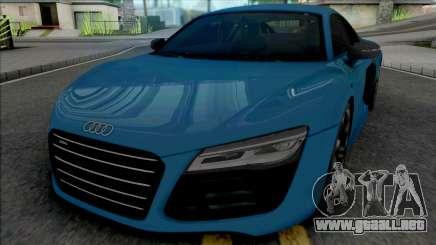Audi R8 [HQ] para GTA San Andreas