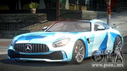 Mercedes-Benz AMG GT Qz S7 para GTA 4