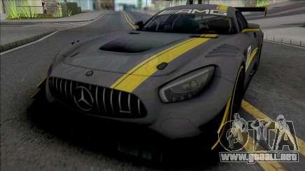Mercedes-AMG GT3 [HQ] para GTA San Andreas