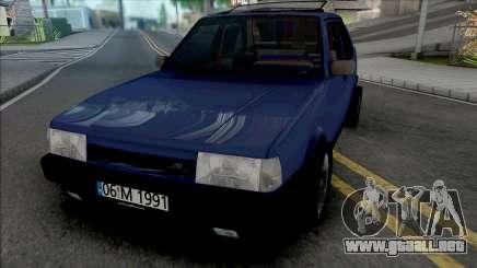 Tofas Sahin S Angara Style para GTA San Andreas