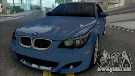 BMW M5 E60 2009 (IVF Lights) para GTA San Andreas