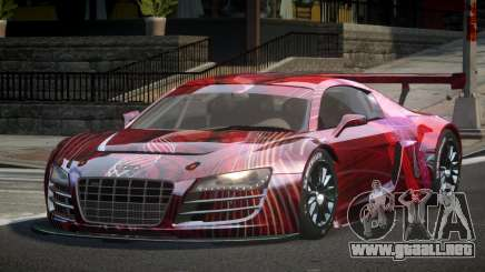 Audi R8 US S6 para GTA 4