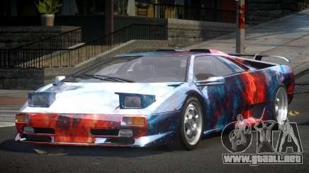 Lamborghini Diablo SP-U S5 para GTA 4