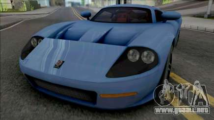 Factory R160 ST (Ambient Oclussion Skin) para GTA San Andreas