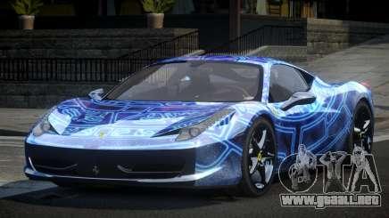 Ferrari 458 U-Style S9 para GTA 4