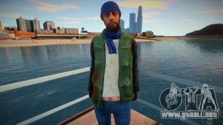 Homeless para GTA San Andreas