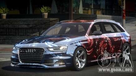 Audi B9 RS4 S5 para GTA 4