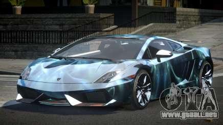 Lamborghini Gallardo LP570 U-Style S1 para GTA 4