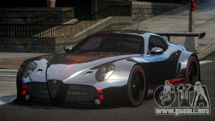 Alfa Romeo 8C Competizione GS-R S1 para GTA 4