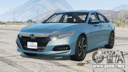 Honda Accord Sport 2.0T (CV2) 2018〡add-on para GTA 5
