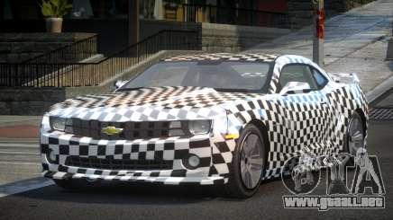 Chevrolet Camaro PSI-S S3 para GTA 4