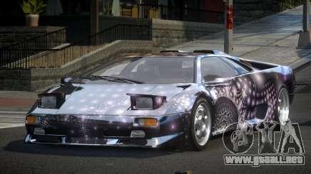 Lamborghini Diablo SP-U S6 para GTA 4