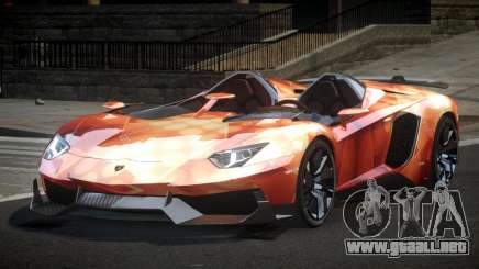 Lamborghini Aventador SP-S S10 para GTA 4