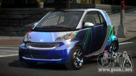 Smart ForTwo GS-U S7 para GTA 4