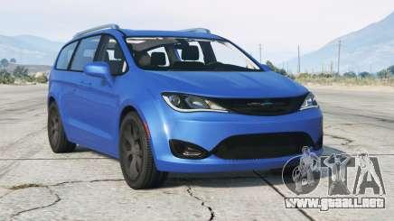 Chrysler Pacifica Limited S (RU) 2018〡add-on v1.2 para GTA 5