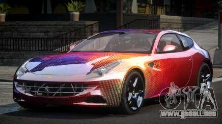 Ferrari FF GS-U S6 para GTA 4