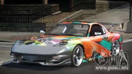 Mazda RX-7 U-Style S7 para GTA 4