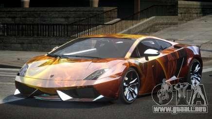 Lamborghini Gallardo LP570 U-Style S7 para GTA 4
