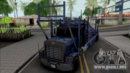 GTA V HVY Packer RL para GTA San Andreas
