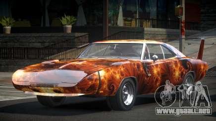 1973 Dodge Daytona S4 para GTA 4