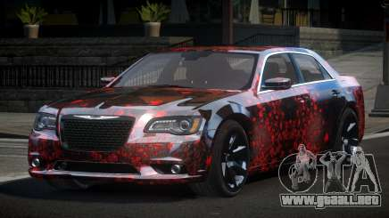 Chrysler 300C SP-R S7 para GTA 4