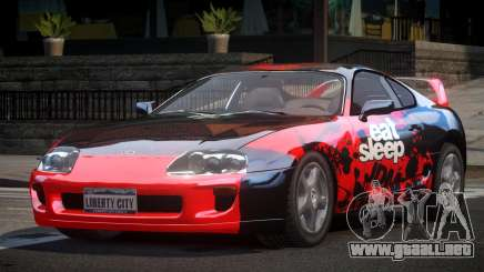 Toyota Supra GST Drift S10 para GTA 4