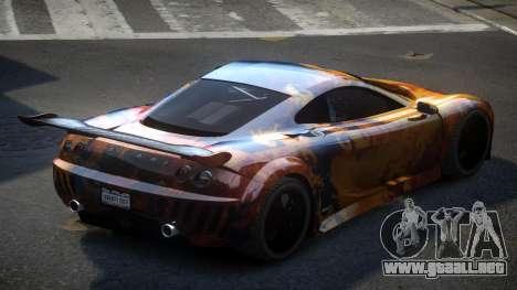 Ascari A10 BS-U S8 para GTA 4